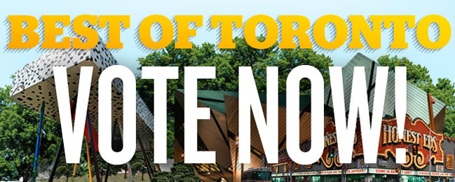 Vote Fresh Collective in NOW's BEST OF TORONTO!