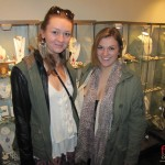 Gorgeous gals enjoying the event while perusing the latest jewellery in store!