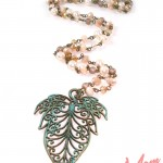 "Gorgeous pendant from the ""Summer Romance"" collection of Sugar Rush - $45"