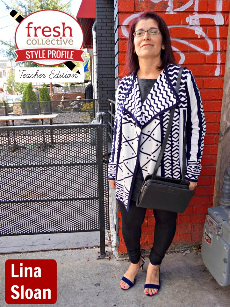 Style Profile Fresh Collective Blog Page 15 Aleta Tunik Tunic Barite By Jennifer Fukushima Jacket Geometric Pattern Sweater Alison Sheri Leggings Bamboo Cameleon Bag Castell Purse